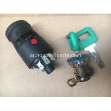 Heavy Starter Switch Lock Kit VOE15082295 لـ Volvo